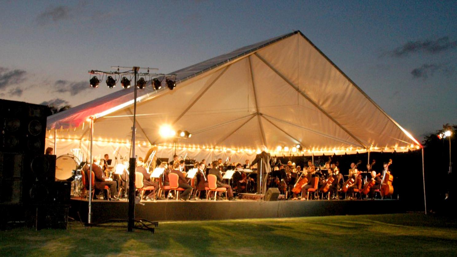 Philharmonia concert at Boca West