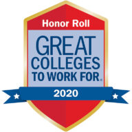 2020 Honor Roll - Great colleges to work for
