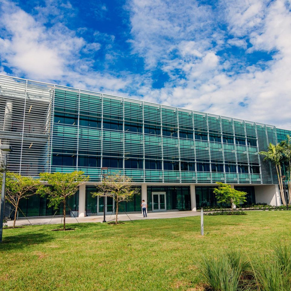 IBC building on Lynn University campus.