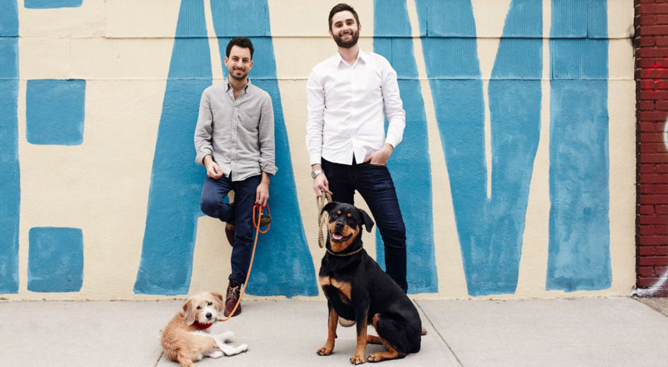 Brett Poldosky creates a dog food brand.