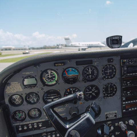 Instrument Pilot Rating Certificate