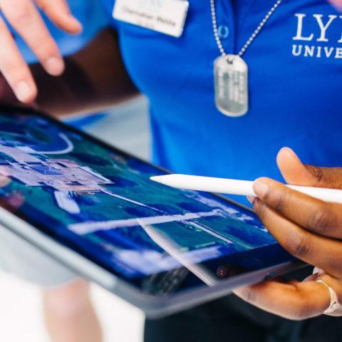 iPad-powered learning | Lynn University