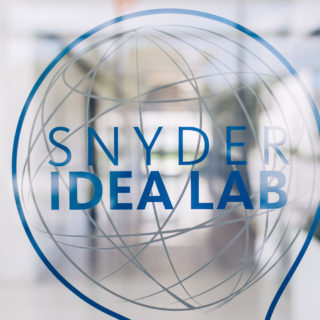 Earn your MBA in entrepreneurial management through Snyder Idea Lab.
