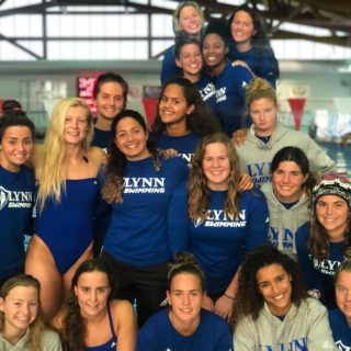 Lynn Women's Swim Team