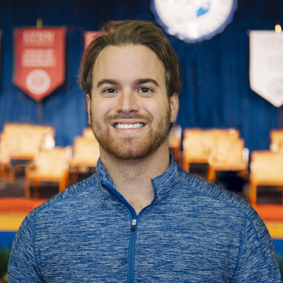 Nick Haggarty Lynn University graduate.